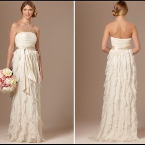 The Limited Wedding Dress, Size 2